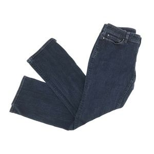 Ann Taylor Curvy Fit Boot Cut Jeans Size 6 Petite